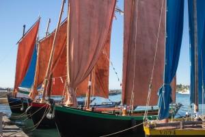 Fête à Port Navalo